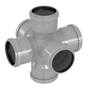 pipe elbow 3d model