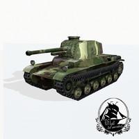 Type 3 Chi-Nu tank