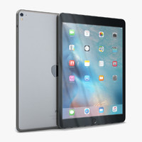 Apple iPad Pro 9.7 Space Gray
