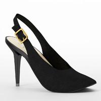 3d point heel