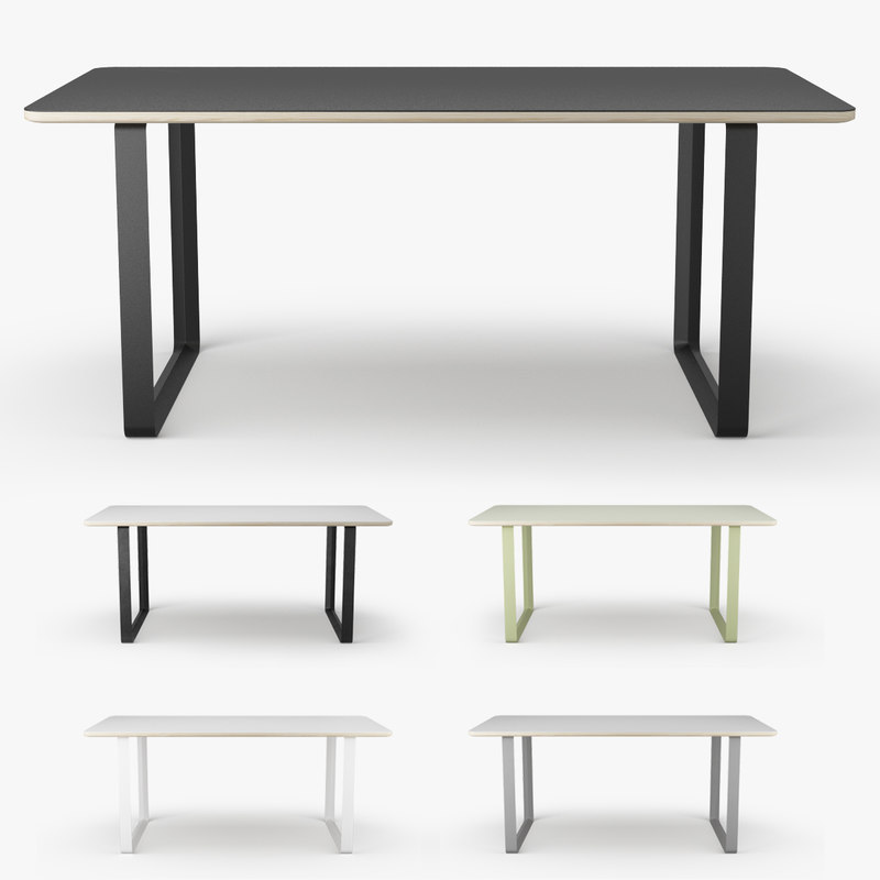 3d muuto 70 tables