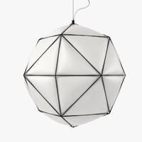 vistosi semai lamp light 3d model