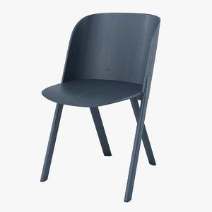 3d model e15 chair