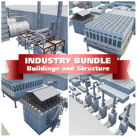 Industry Building Set