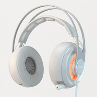 headphones siberia elite 3d model