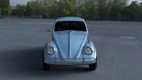 beetle hdri obj