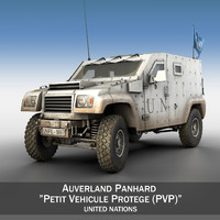 Auverland Panhard PVP - United Nations