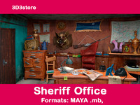 Sheriff Office Jail