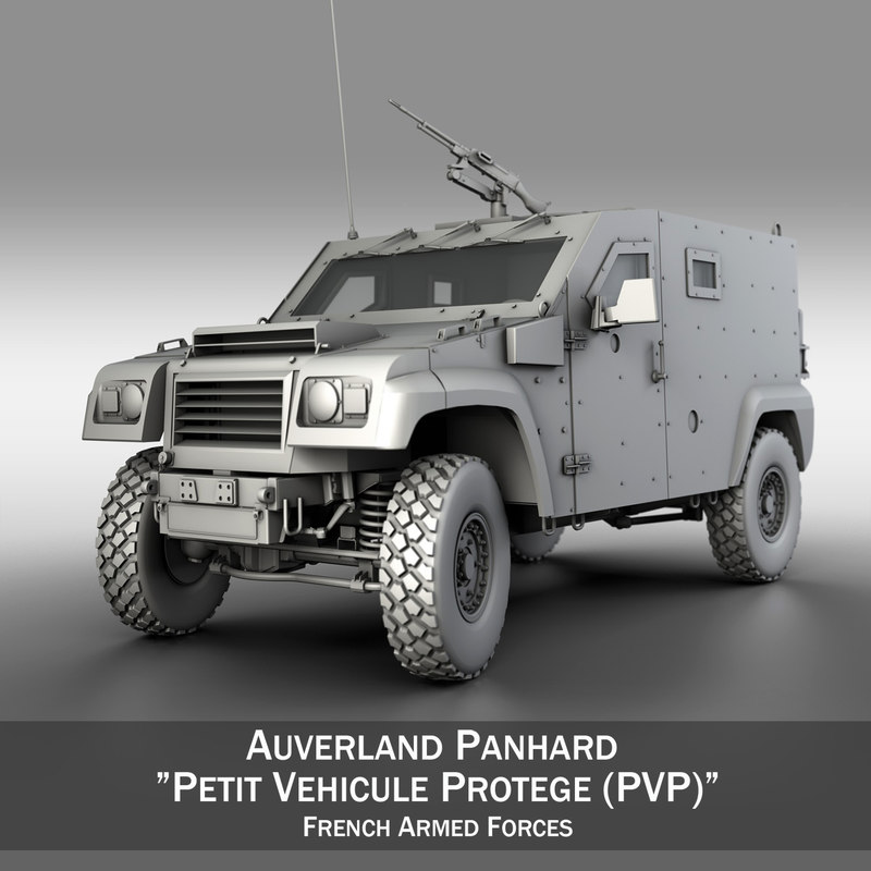 petit protege pvp - 3d model