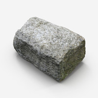 Stone Block Scan