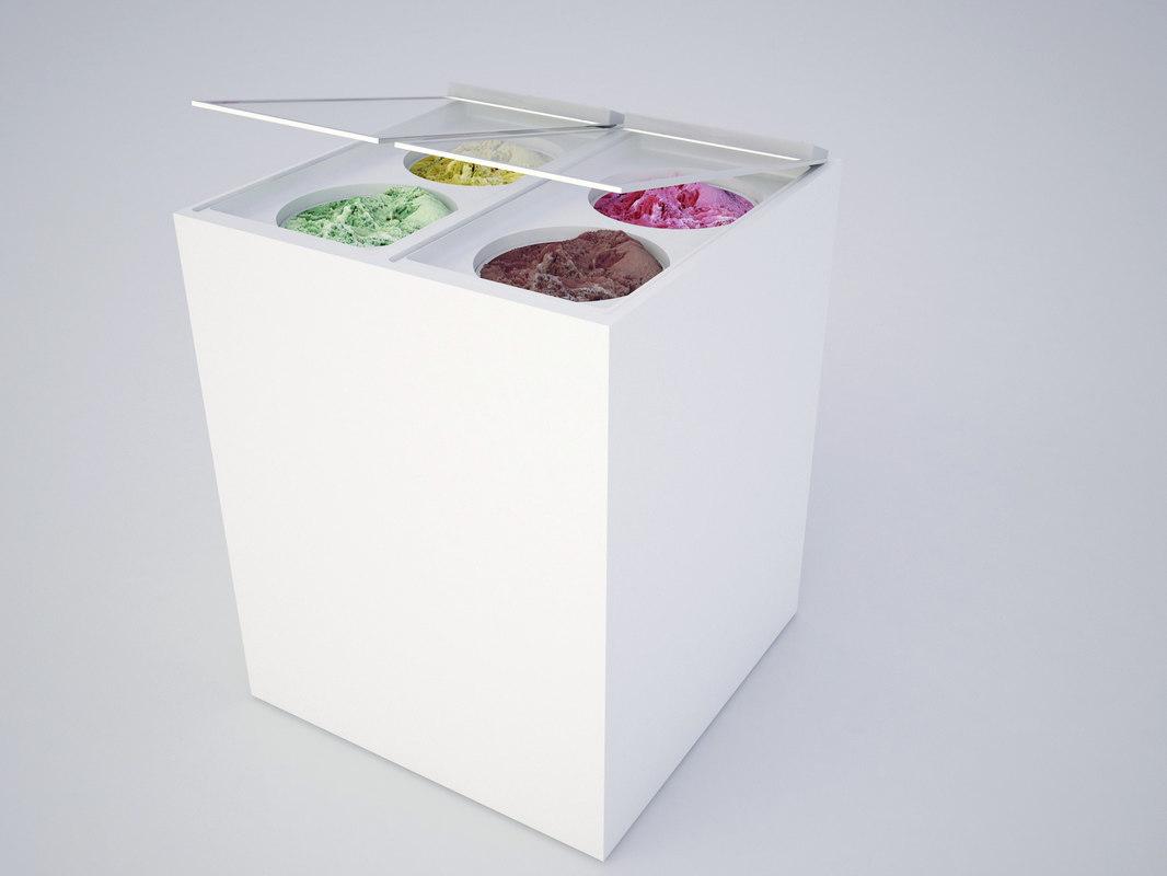 max box ice creams