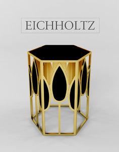 eichholtz table florian 3d model