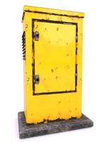 3d electric box
