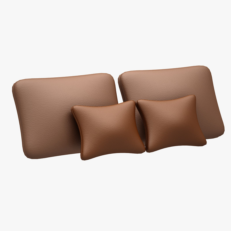 couch sofa 3d fbx