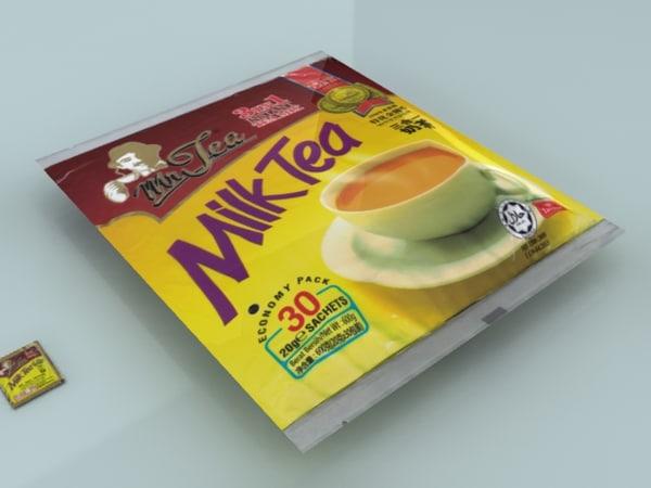 mr tea 3-in-1 milk 3d model