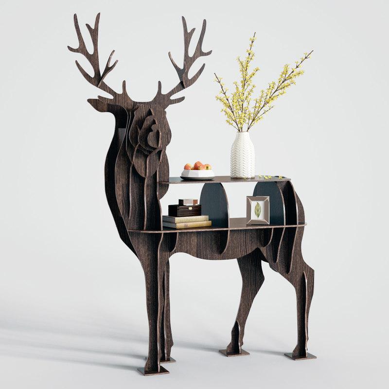 obj deer