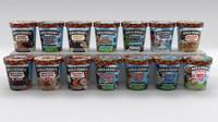 3d ben jerry s ice cream model