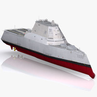 3d real-time destroyer