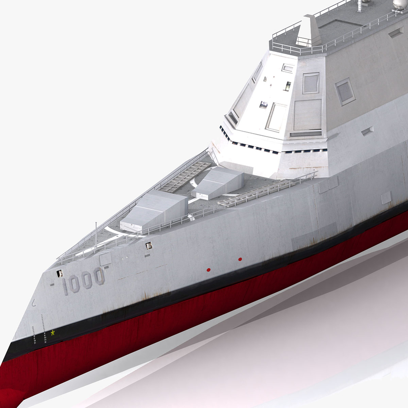 3d real-time destroyer