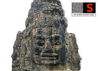 3d obj angkor faces 16k