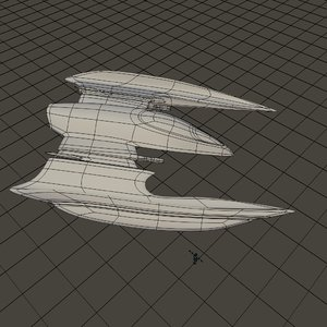 3d concept fighter