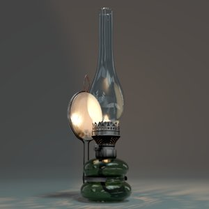 old oil lamp max