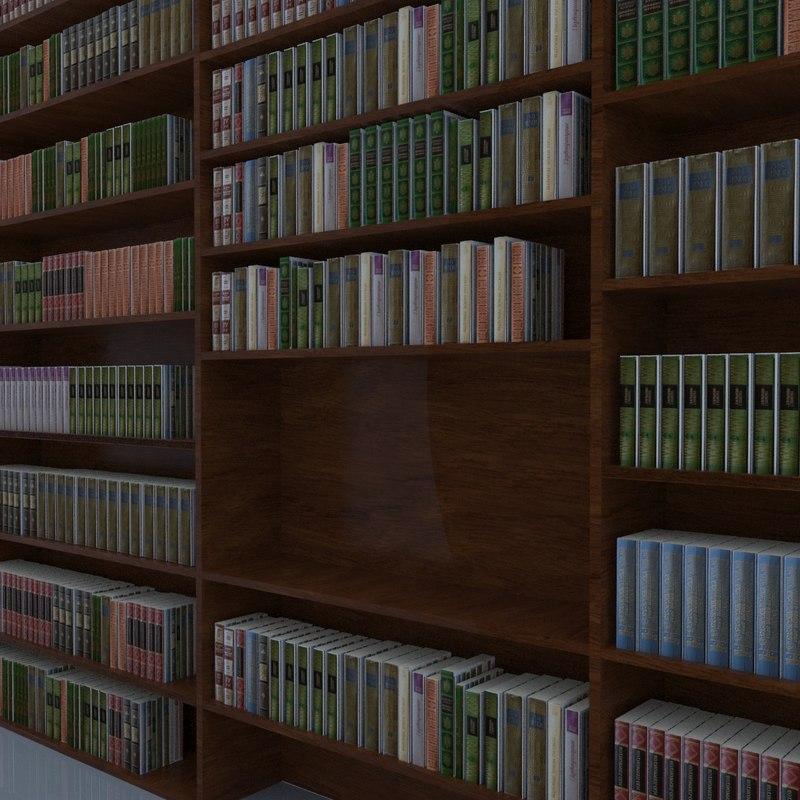 bookcase books max