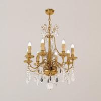 classic chandelier banci 3ds