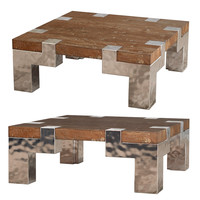 3d tables solid teak coffee