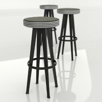Moroso Bar Stud Stool