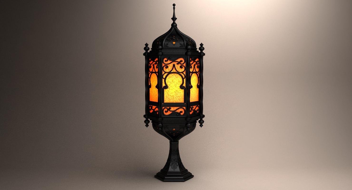 Ramadan light 3ds