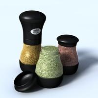 3d weber spice grinder