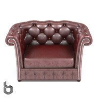 chesterfield leather sofa max