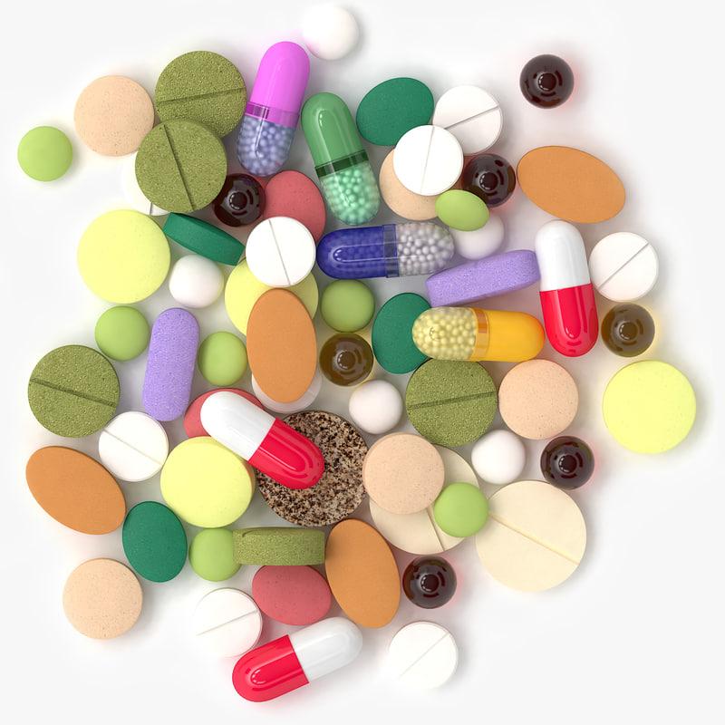 pills capsules max