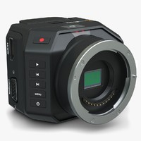 Blackmagic Micro Cinema Camera