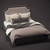 bed design 3d max