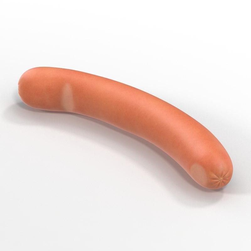 sausage 3d 3ds