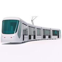 city tram max