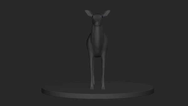 deer 3d ma