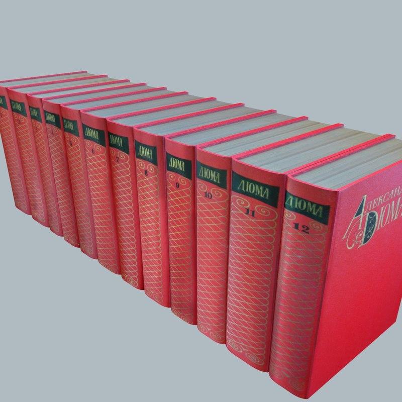 3d model materials books set