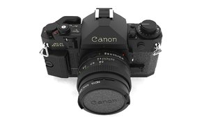 3d canon a1 camera