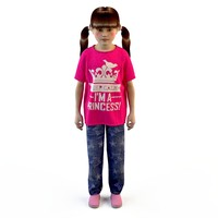 children's clothes for girls ( t-shirts , jeans ) 10
