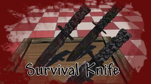 survival knife 3ds free