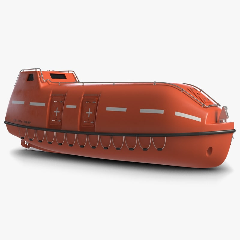 life boat 3d 3ds