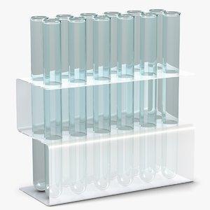test tube rack 3ds