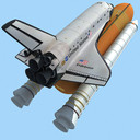 Space Shuttle Endeavour 3D models
