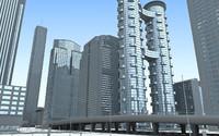 HD City Maya