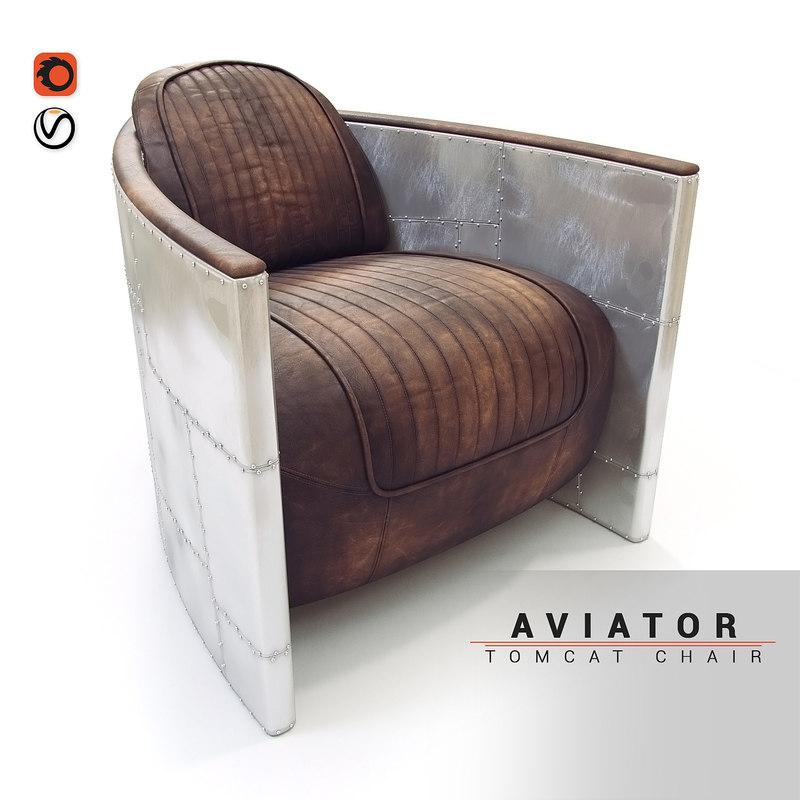 max aviator chair