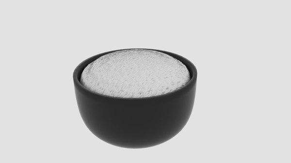 3d rice bowl