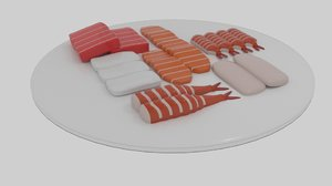sashimi blend